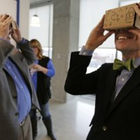 Google Cardboard open source oluyor