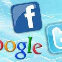 Google, Facebook ve Twitter'a uyarı