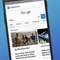 Google'dan hızlandırılmış mobil sayfaları
