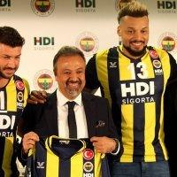 HDI Sigorta-Fenerbahçe Voleybol takımı sponsorluk yeniledi