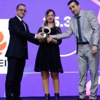 HUAWEI ikinci kez ödüle layık görüldü!