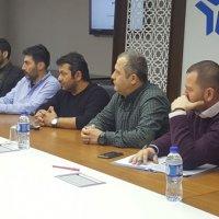 Haber kameramanları Ankara'da buluştu!