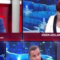 Habertürk canlı yayınında 'Siri' kazası