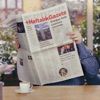 Haftalık Gazete yayın hayatına başlıyor...