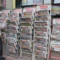 Haftalık ulusal gazete tirajları