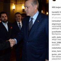 Hande Fırat'tan 'Erdoğan'lı cevap!