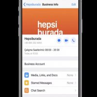Hepsiburada, WhatsApp Business'la müşteri hizmetleri sunmaya başladı