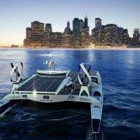 Hidrojenle çalışan gemi yolculuğa başlıyor