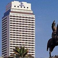 Hilton İzmir kapatılıyor