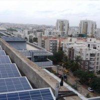 Hindistan 100 gigawatt'lık güneş santrali yapacak