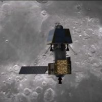Hindistan'dan, Ay'a inerken kaybolan araçla ilgili açıklama
