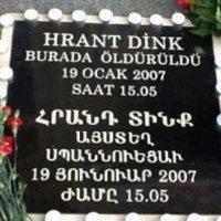 Hrant Dink 10. yılında anıldı