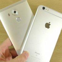 Huawei, Apple'ı gerisinde bıraktı!