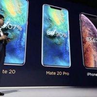 Huawei'nin Katlanan 5G telefonu geliyor