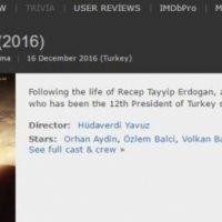 IMDb,'Diktatör' ifadesini kaldırdı