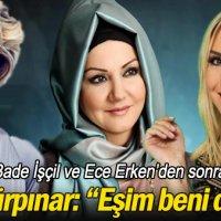 """İkbal Gürpınar: """"Eşim beni dövüyor"""""""