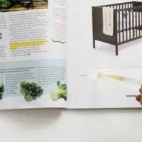 Ikea reklamda gebelik testi kullandı