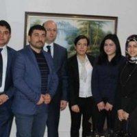 İletişim Fakültesi mezunları RTÜK'ü ziyaret etti