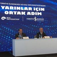 İş Bankası ve Koç Üniversitesi işbirliğiyle o merkez kuruluyor