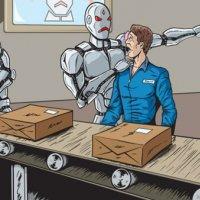 İş gücü maliyetini robotlarla %50 indirdi
