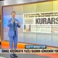 İsmail Küçükkaya'dan Sözcü'nün manşetine sansür!