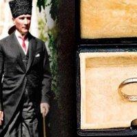 İşte Atatürk'ün Latife Hanım'a taktığı o yüzüğün hikayesi