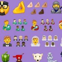 İşte bu yıl kullanıma girecek yeni Emojiler!