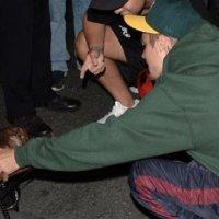 Justin Bieber, aracıyla gazeteci ezdi
