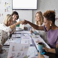 Kadın girişimciler yükselişte...