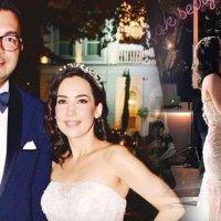 Kayahan'ın eşi İpek Açar evlendi