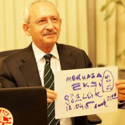 Kılıçdaroğlu soruları yanıtladı