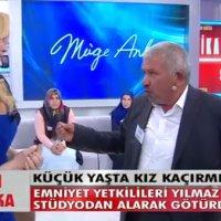 Kız kaçıran adan Müge Anlı canlı yayınında tutuklandı
