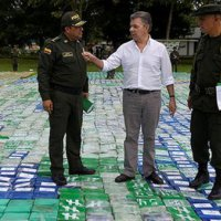 Kolombiya'da ülke tarihinin en büyük baskını