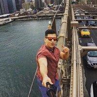 Köprü tepesinde selfie çekmenin bedeli ağır oldu