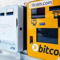 Kripto ATM havalimanına kuruldu