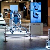 LG robotlar çocuklarla test ediliyor