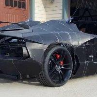 Lamborghini Aventador üretildi