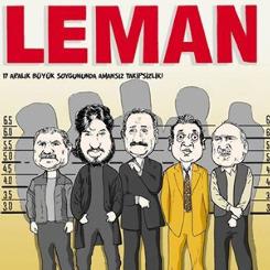 LeMan'dan film afişli kapak