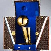 Louis Vuitton x NBA şampiyonlara özel iş birliği!