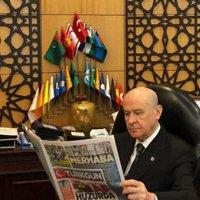 MHP'nin gazetesi Türkgün okurla buluştu