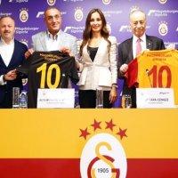 Magdeburger Sigorta, Galatasaray'ın forma sırt sponsoru oldu