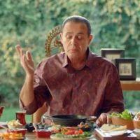 Maret'in yeni reklam yüzü Ayhan Sicimoğlu