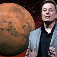 Mars'a yolculuk başlıyor!