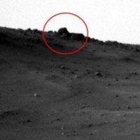 Mars'ta çekilen görüntü sosyal medyayı ikiye böldü
