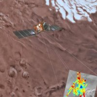 Mars'ta sıvı halde su bulundu