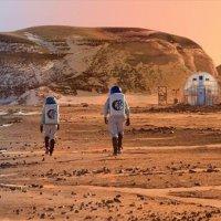 Marsta yaşamak hayal değil