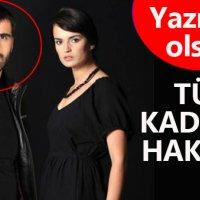 Mehmet Akif Alakurt'tan Türk kadınlarına hakaret