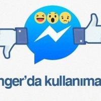 Messenger'da kullanıma sunuldu!