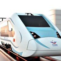 Milli elektrikli trenin gövde üretimleri tamamlandı