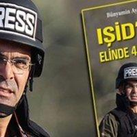 Milliyet muhabirinin kitabı İtalya'da
